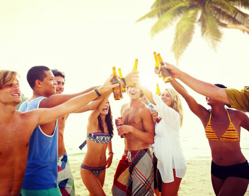Is Moderate Drinking Really Healthy?