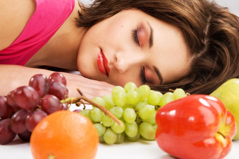 What You Eat May Affect How You Sleep