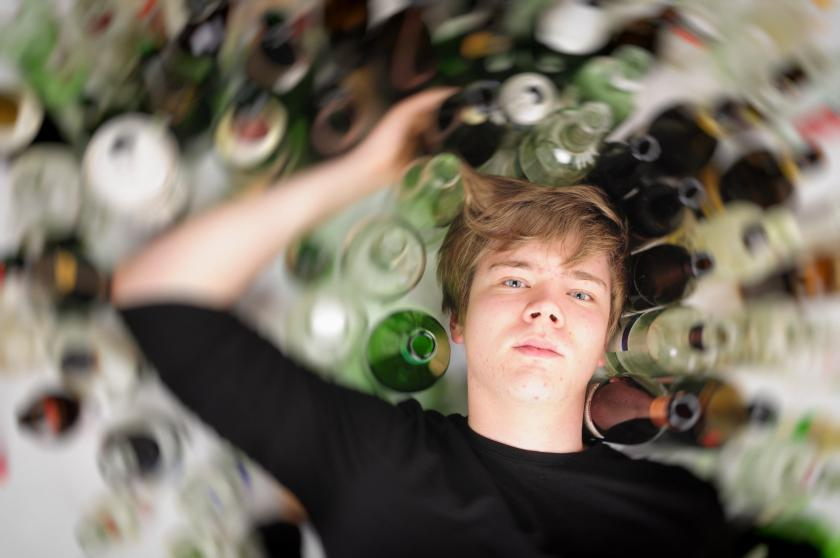 Teen Drinking May Lead To An Adult Life Filled With