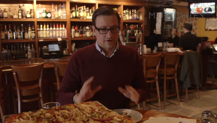 Man Who Eats Pizza For 25 Years