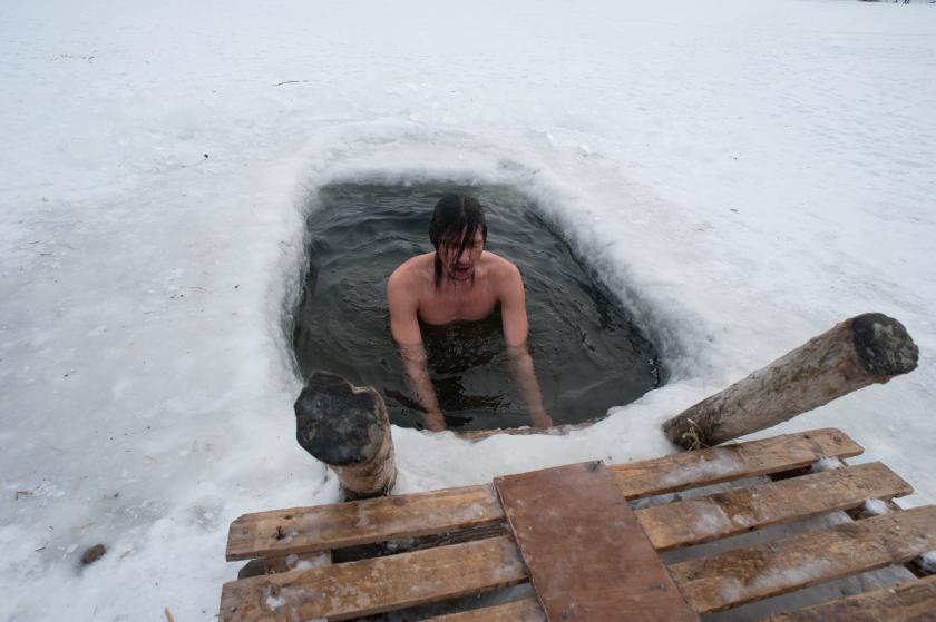 fighting hypothermia