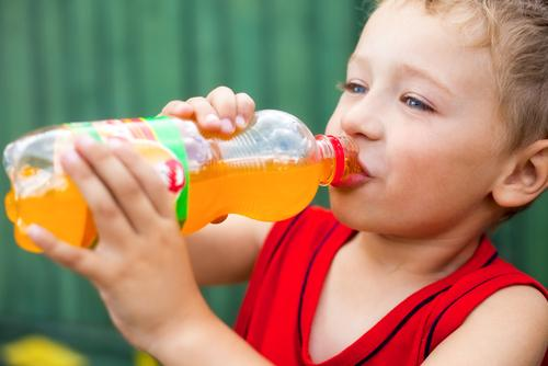 Sugary Drinks May Be Damaging Children's Brain