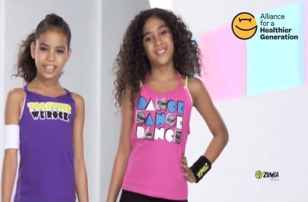 Minority Youth Help Kids Get Fit In New Zumba DVD [VIDEO]