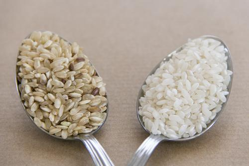 Spoonfuls of rice