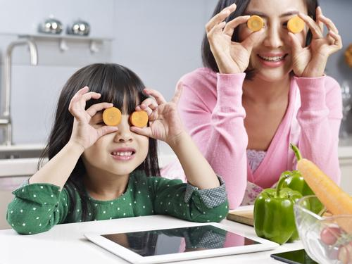 Good Eye Health Needs More Than Carrots To Maintain
