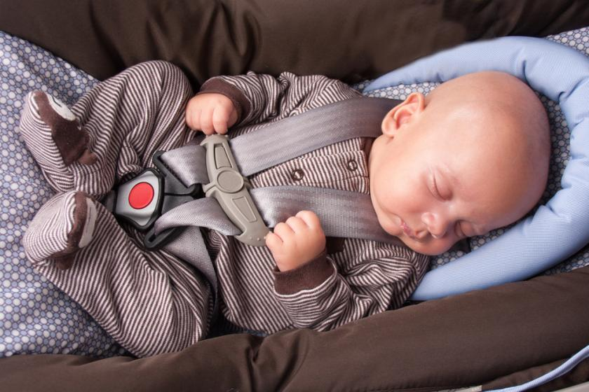 Infant Car Seat Used Incorrectly 93 Of The Time On Babies First Drive