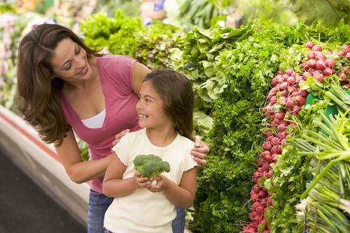 Vegetables Treat Autism Symptoms