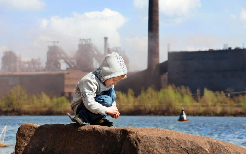 Air Pollution Linked To Childrens Low >> Air Pollution Exposure During Pregnancy May Up Adhd Risk In Kids