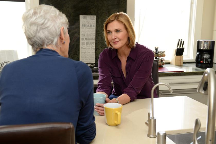 Brenda Strong's Menopause Campaign
