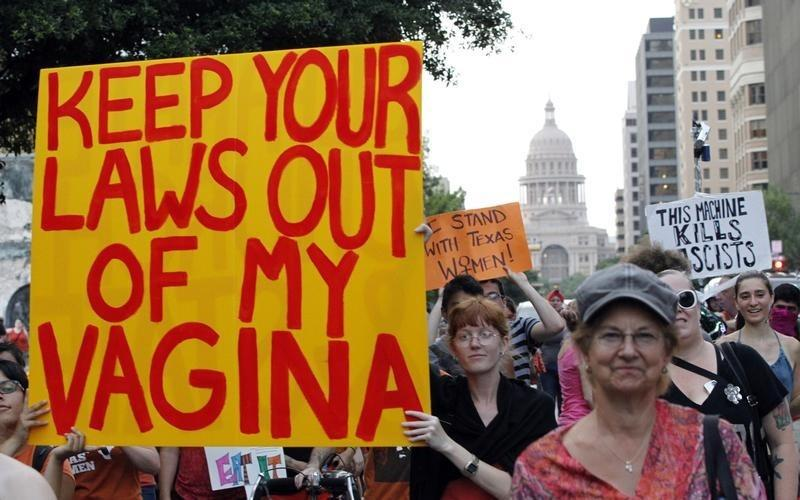 As Abortion Clinics Close In Texas, Pro-Choice Groups ...