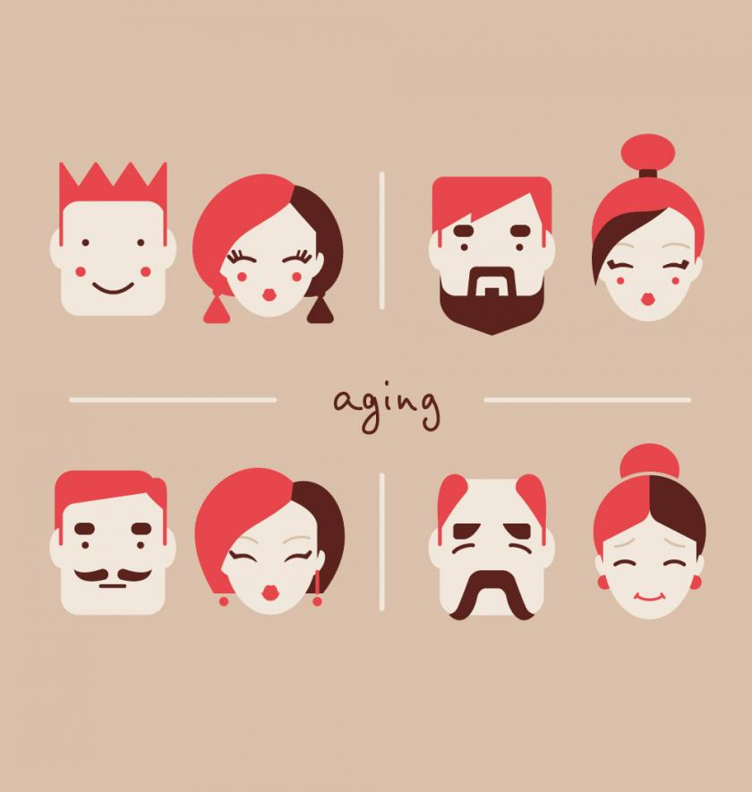 Aging In Men And Women