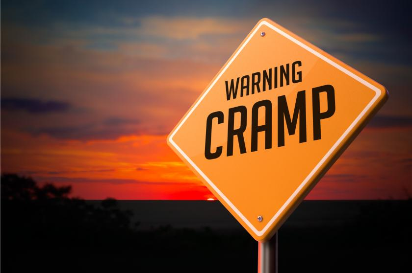 Cramps Are A Summer Night Time Condition
