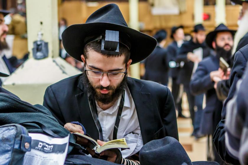 ultra-Orthodox Jew