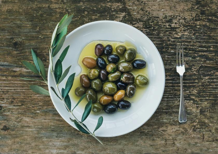Mediterranean Diet Breakdown