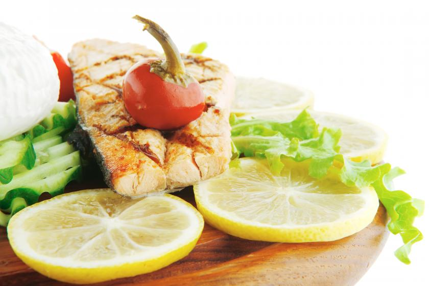 Risk Of Colorectal Cancer Drops With A Vegetarian Diet But Adding Fish Is Best