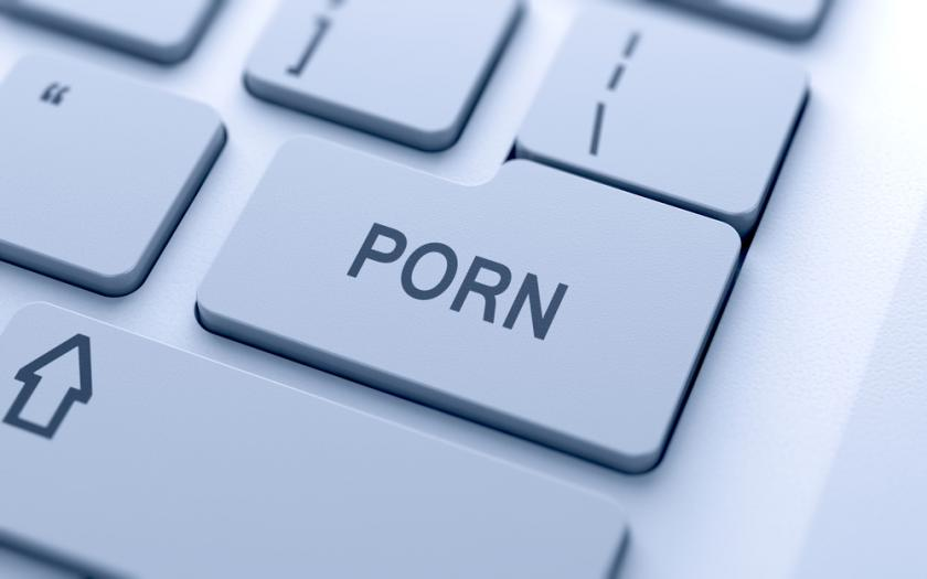 Porn button on keyboard