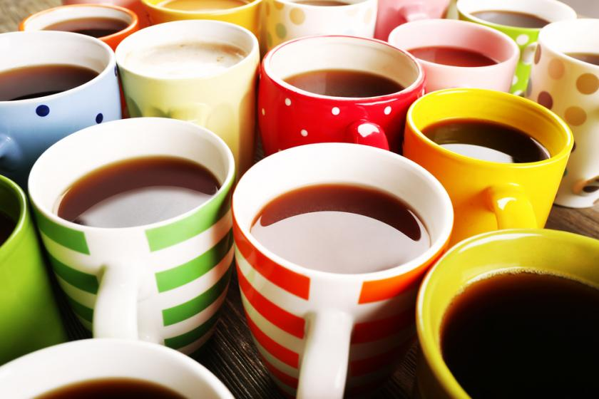 A Cup Of Coffee Is Healthy, But 4 Isn't: EU Guidelines