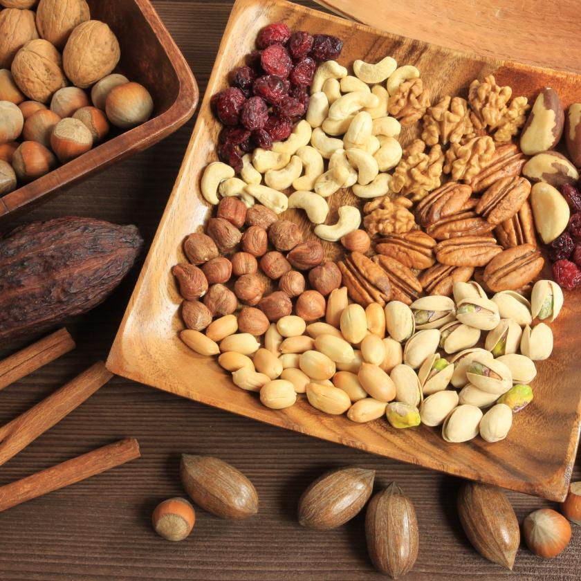 Benefits Of Nuts Eating 10 Grams Of Nuts And Peanuts A Day Lowers