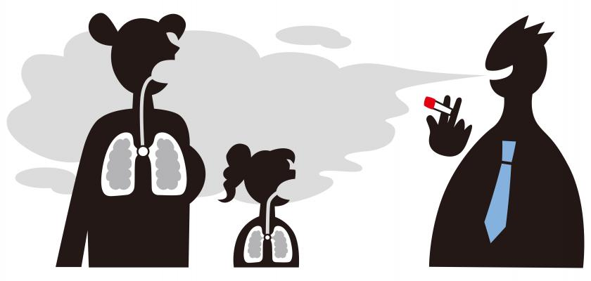 Exposure To Secondhand Smoke As A Toddler May Lead To ...