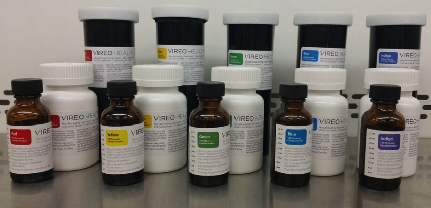 Vireo Health of New York Products