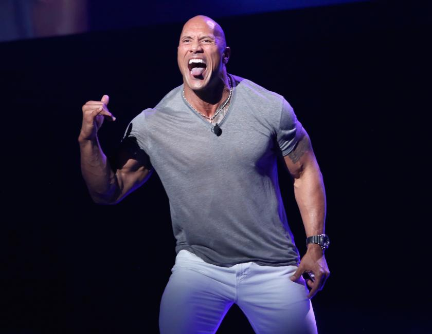 What The Rock Is Cooking: Man Follows Diet And Exercise Plan Of Dwayne Johnson