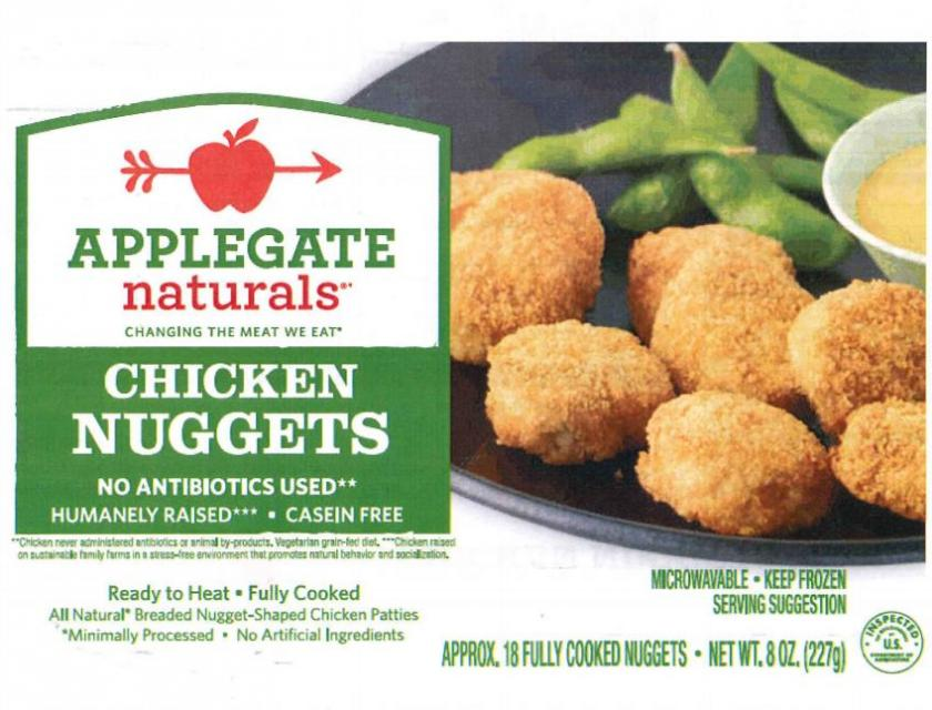 Chicken Nugget Recall Perdue Recalls More Than 4500 Pounds Of Meat