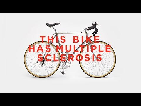 The Bike With Multiple Sclerosis: Riding This Bike Shows You What It's Like To Have The Disease