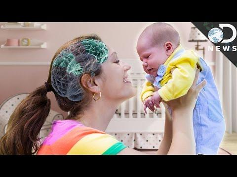 Pregnancy And The Female Brain: Giving Birth Leads To Increase In Gray Matter For Mothers