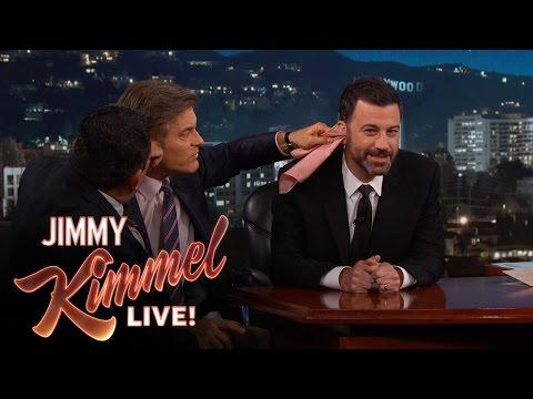 Are Q-Tips Safe? Dr. Oz And Jimmy Kimmel Talk About The Right Way To Use Cotton Swabs