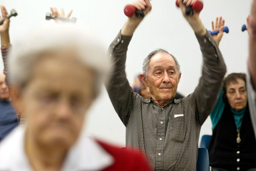older adult exercise