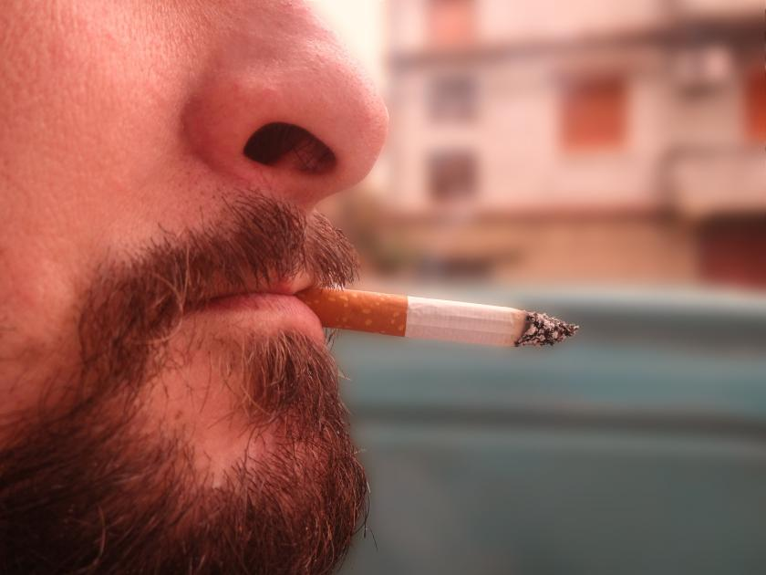 Cigarette Smoke Weakens The Immune System By Helping Mouth Bacteria