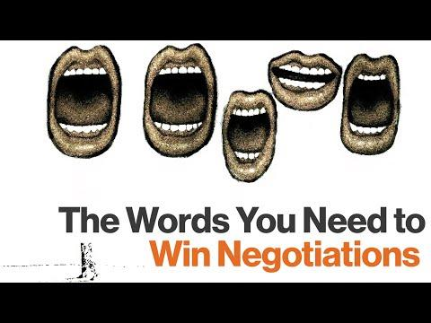 the art of negotiation Mastering the art of negotiation hundreds of books have been written on the topic of negotiation, as well as on topics looking at the psychological components of a.