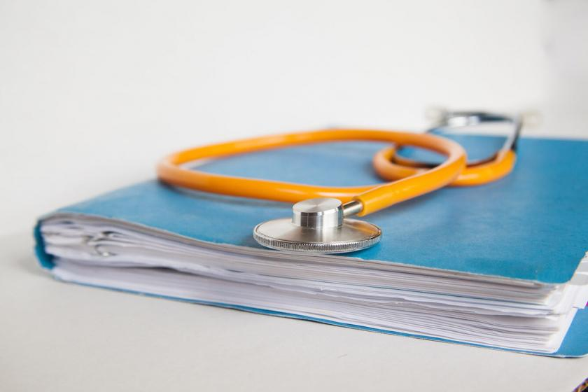 Medical Documents - Hospital Patient Records