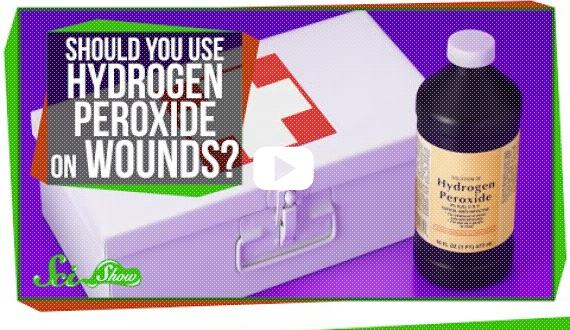 The Problem With Hydrogen Peroxide: Why You Shouldn't Use It For