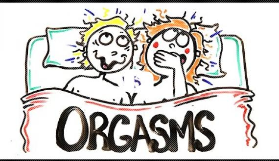 what makes a female orgasm