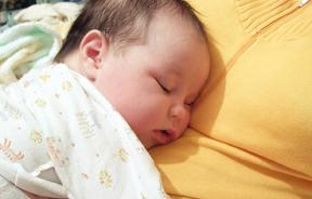 Marriage problems related to infants' sleep difficulties