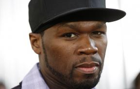 "Rapper Curtis ""50 Cent"" Jackson arrives at the premiere of ""Real Steel"" in Los Angeles October 2, 2011."