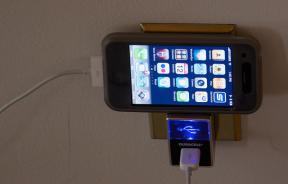 iPhone 5 charging