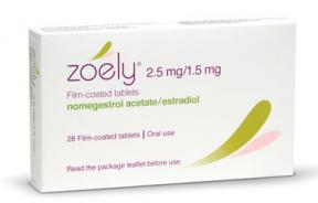 Now Available in the UK, Birth Control Pill Zoely Could Mean Less Side Effects And Acne