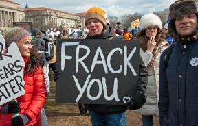 Major Oil And Gas Firm To Disclose Fracking Chemicals