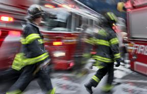 Fat Firefighters Not Getting Good Advice From Doctors