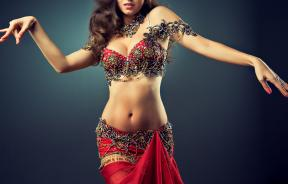 Belly Dance Your Way To A More Positive Body Image