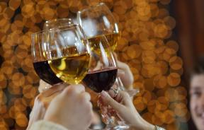 Wine Drinkers Of The Young Generation Drink More Than Any Other