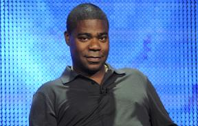 Tracy Morgan Recovering From Car Accident Photos