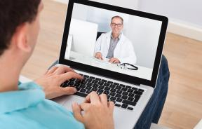 doctor video chat