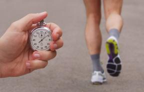 Running Can Rely On Math Problems