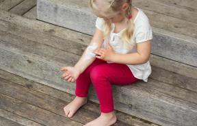 Kids With Eczema Aren't Safe With Allergen-Free Lotions