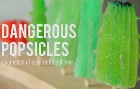 'Dangerous Popsicles' 3D-Printed To Look Like Bacteria Strains E. Coli, MRSA