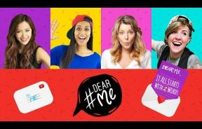 YouTube's #DearMe Campaign Empowers Young Girls To Overcome Mental Health Problems