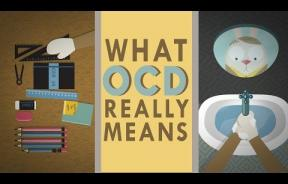 The Main Symptom Of OCD Isn't Excessive Handwashing, Plus Other Myths, Debunked
